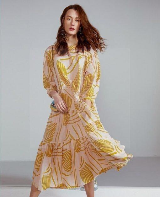Hippie chic Hochzeitskleid