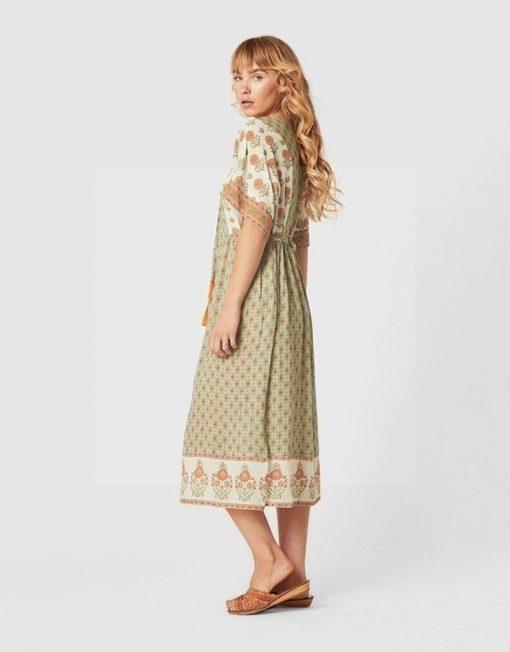 Hippie chic Sommerkleid 2019